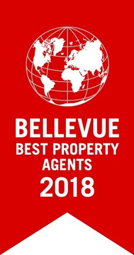 BELLEVUE BEST PROPERTY AGENT 2018