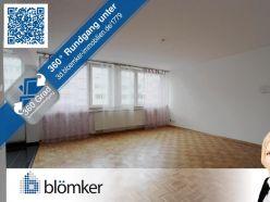 Blömker! Modernisiert: helle und freundliche 3,5R- Wohnung im 1.OG in Marl.
