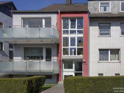 Luftig, wohnlich, weiß: Wohnung, (61 m²), mit Balkon in ruhiger Wohnlage Mülheims.