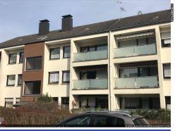 charmante 2-Zimmerwohnung mit Balkon in Bommern!