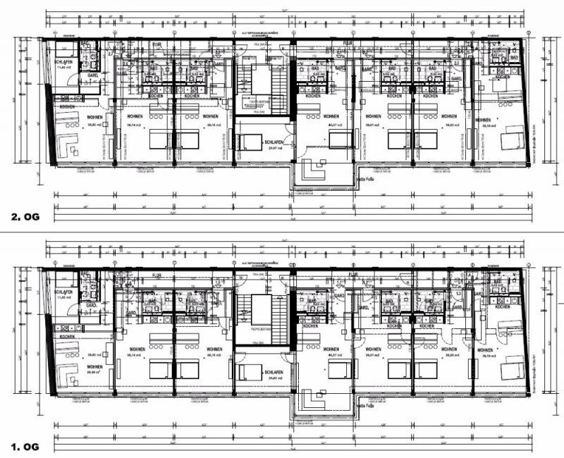 Köln Zollstock Neuwertige 2 Zimmer Singlewohnung Mit Einbauküche