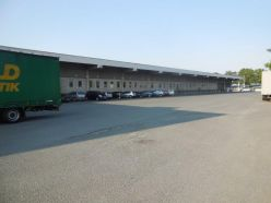 Mülheim -Hafen, Hallenflächen mit zusätzlich anmietbaren Büroflächen